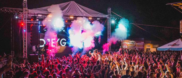sonorisation festival