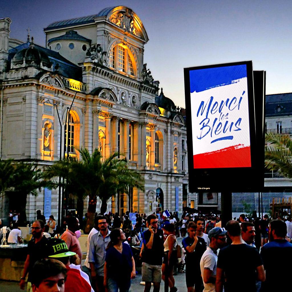 Make It Event location écran géant euro 2020 football